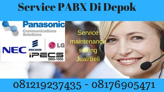 service pabx di depok