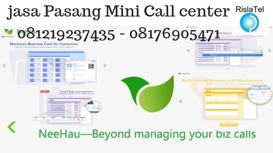 jasa pasang mini call center