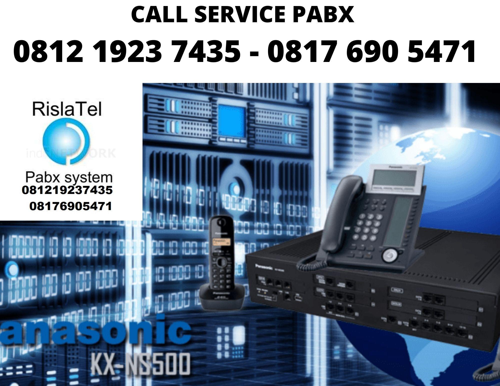 Call Service PABX