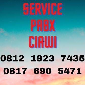 Service PABX Ciawi