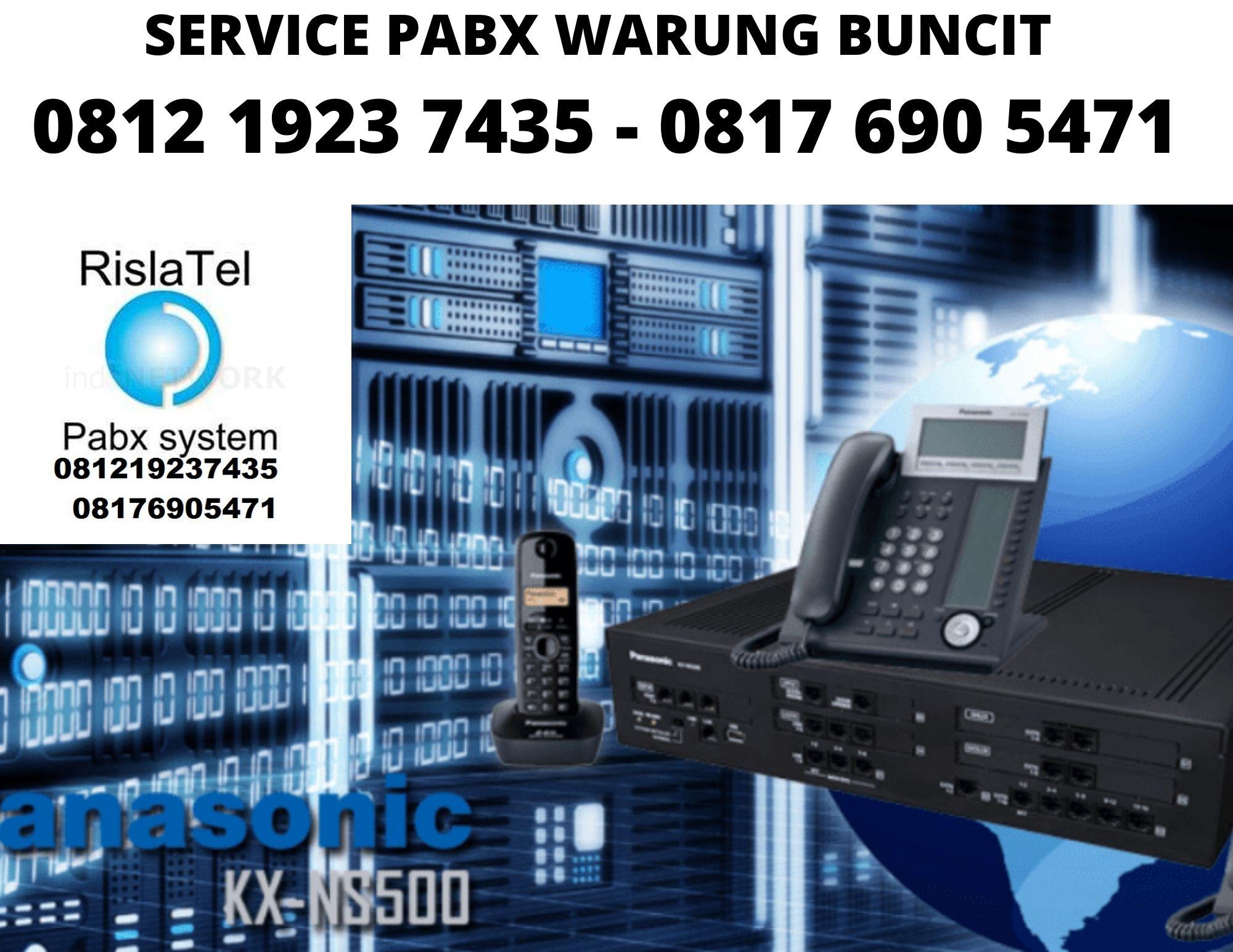 Service PABX Warung Buncit