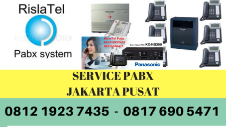 service pabx jakarta pusat